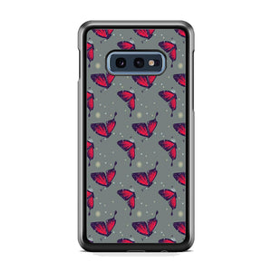 Butterfly Beauty Grey Samsung Galaxy S10E Case