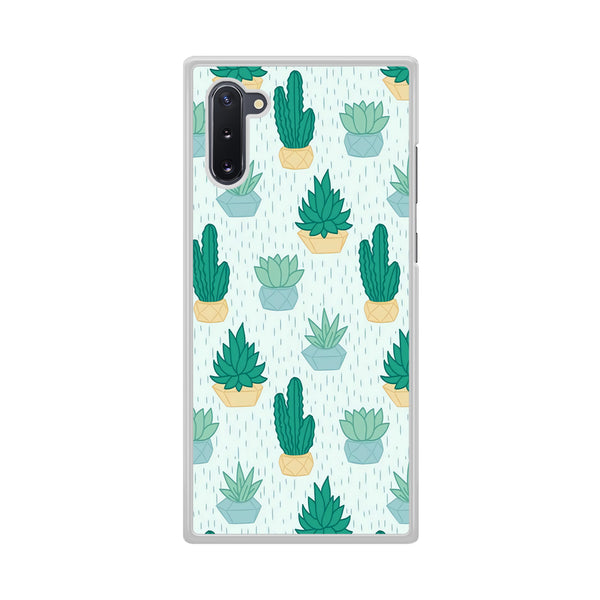 Cactus In The Rain Samsung Galaxy Note 10 Case