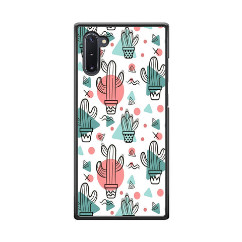Cactus Shape Samsung Galaxy Note 10 Case