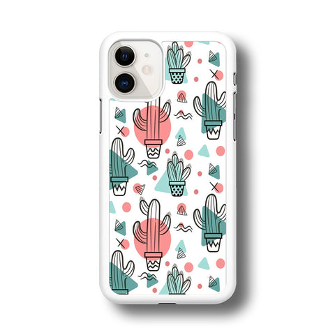 Cactus Shape iPhone 11 Case