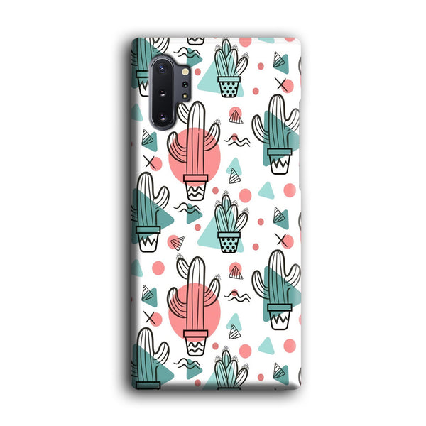 Cactus Shape Samsung Galaxy Note 10 Plus Case