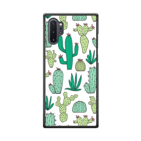 Cactus Various Plants Samsung Galaxy Note 10 Plus Case