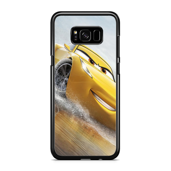 Cars Cruz Ramirez Yellow Samsung Galaxy S8 Plus Case