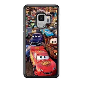 Cars Familly Character Samsung Galaxy S9 Case