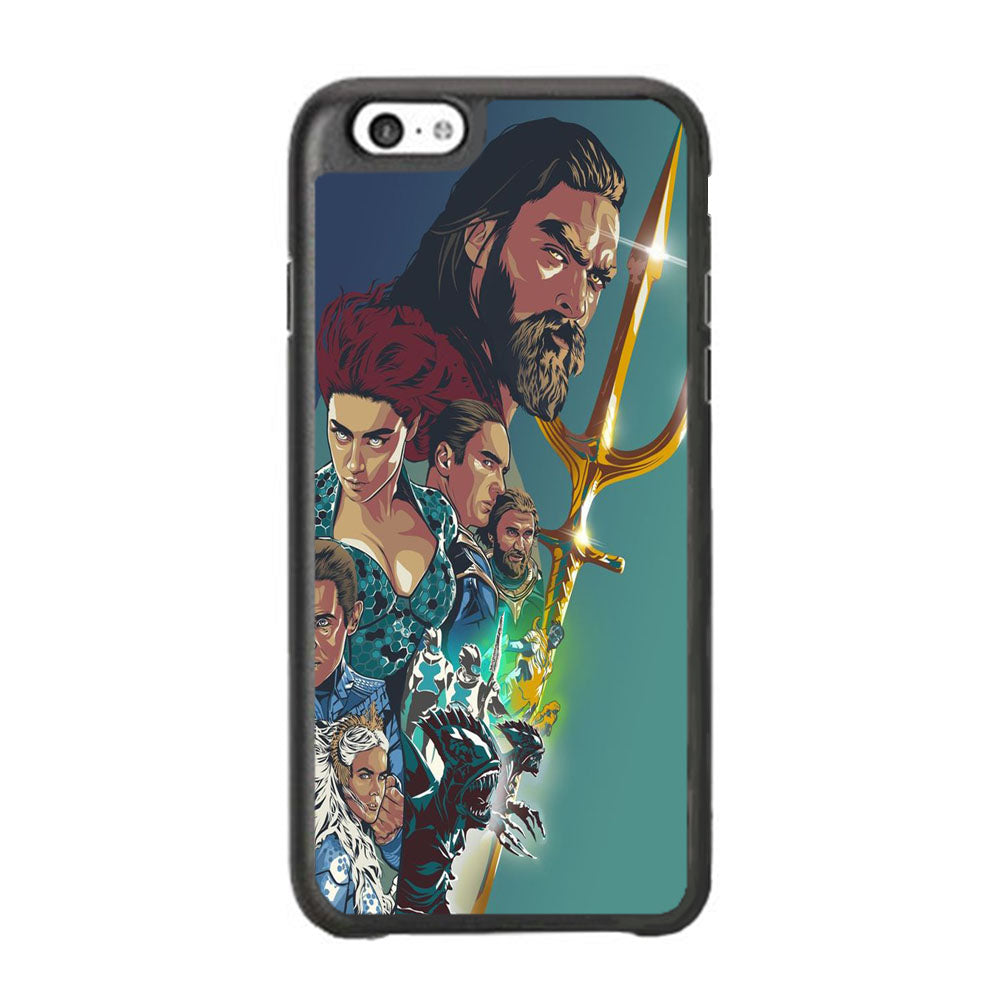 DC Aquaman All Character iPhone 6 | 6s Case