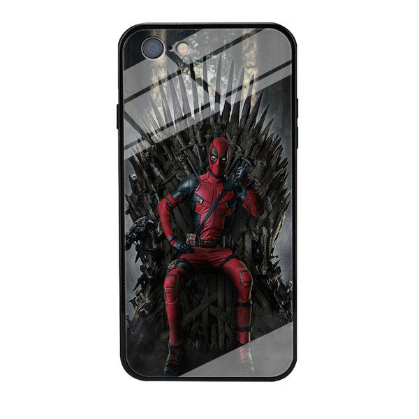 Deadpool Iron Throne iPhone 6 | 6s Case