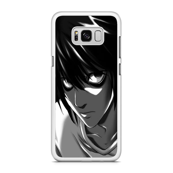 Death Note Law Liet Face Samsung Galaxy S8 Case