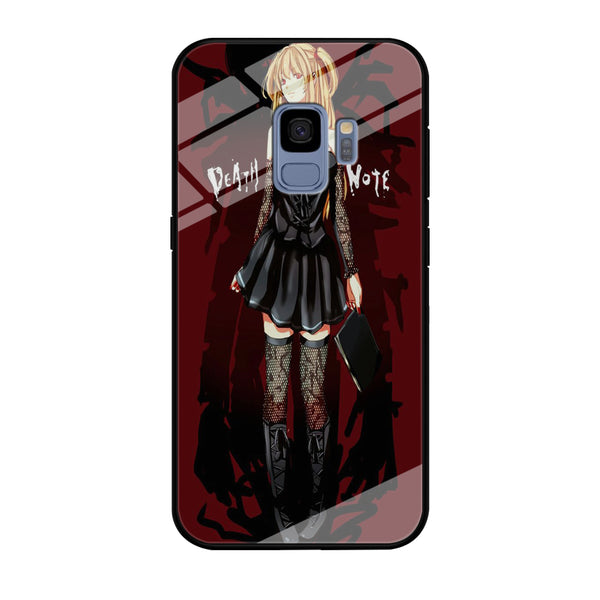 Death Note Misa Amane Samsung Galaxy S9 Case