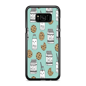 Desert Milk Cookies Samsung Galaxy S8 Case