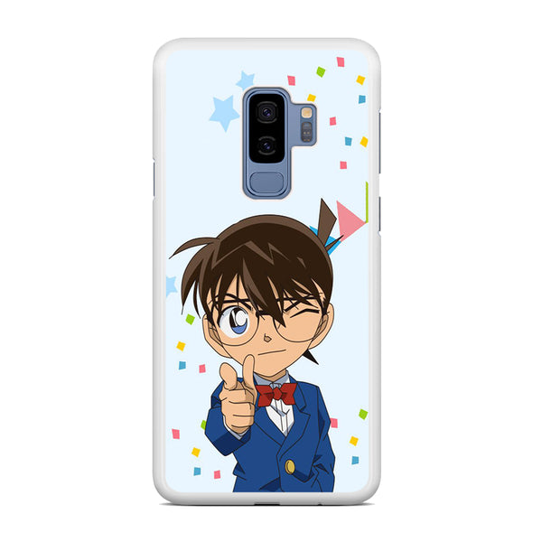 Detective Conan Cool Character Samsung Galaxy S9 Plus Case