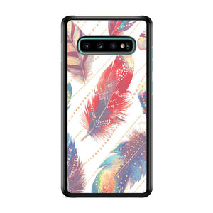 Feather Artistic Samsung Galaxy S10 Plus Case