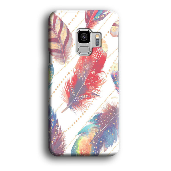 Feather Artistic Samsung Galaxy S9 Case