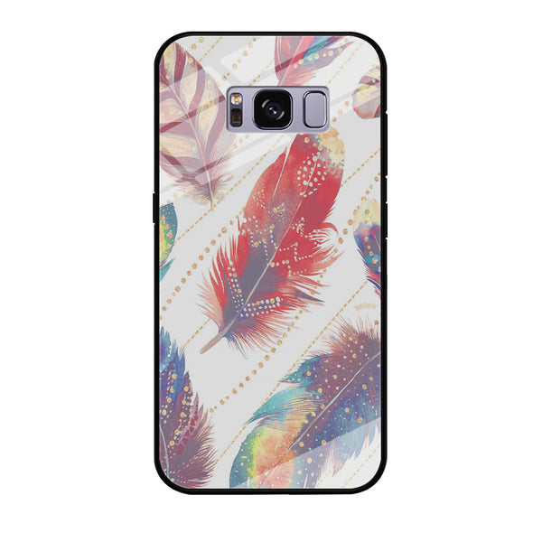 Feather Artistic Samsung Galaxy S8 Plus Case