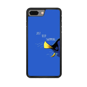 Finding Dory Fish Fin iPhone 8 Plus Case