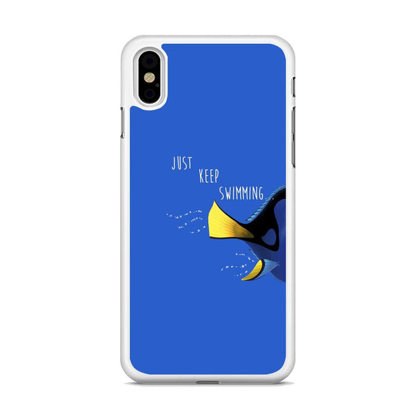 Finding Dory Fish Fin iPhone XS MAX Case