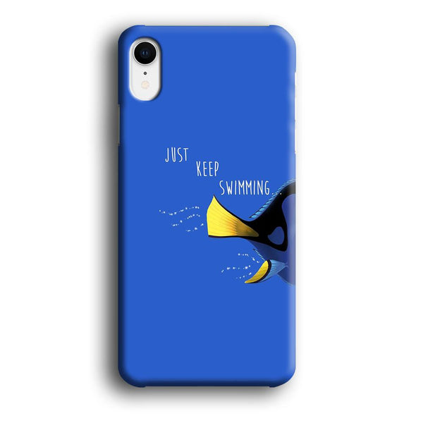 Finding Dory Fish Fin iPhone XR Case