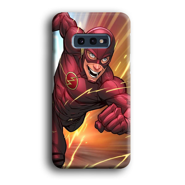 Flash Runner Samsung Galaxy S10E Case