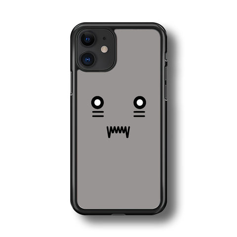 Full Metal Alchemist Alphonse Grey Face iPhone 11 Case