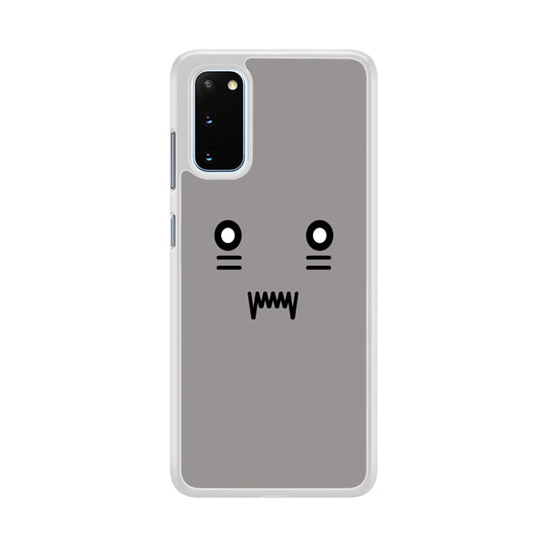 Full Metal Alchemist Alphonse Grey Face Samsung Galaxy S20 Case