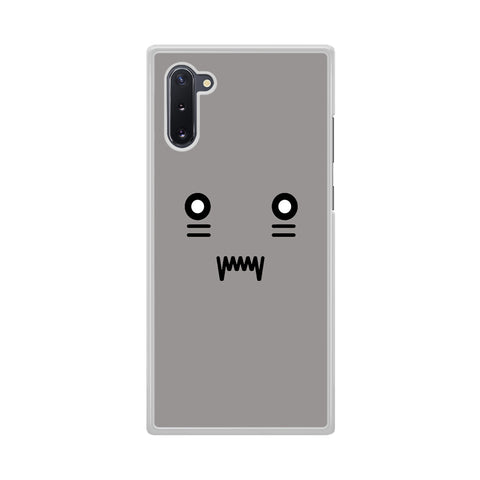 Full Metal Alchemist Alphonse Grey Face Samsung Galaxy Note 10 Case