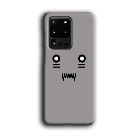 Full Metal Alchemist Alphonse Grey Face Samsung Galaxy S20 Ultra Case
