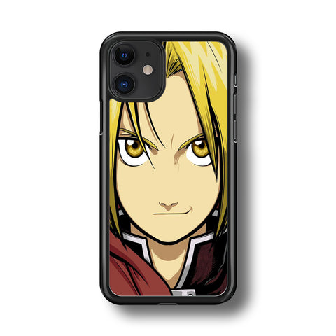 Full Metal Alchemist Edward Elric iPhone 11 Case