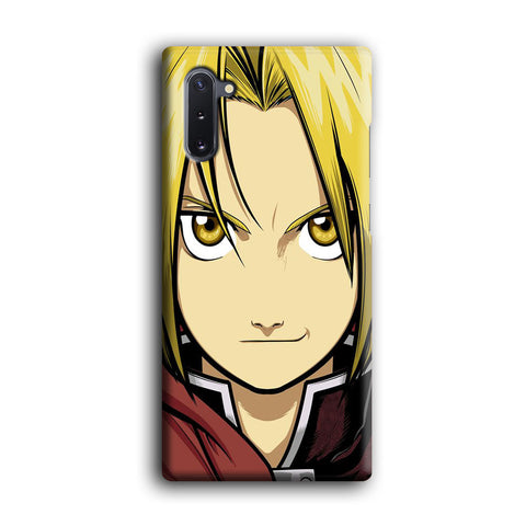 Full Metal Alchemist Edward Elric Samsung Galaxy Note 10 Case