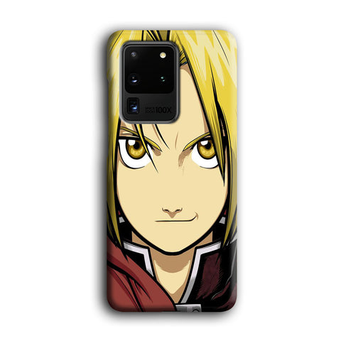 Full Metal Alchemist Edward Elric  Samsung Galaxy S20 Ultra Case