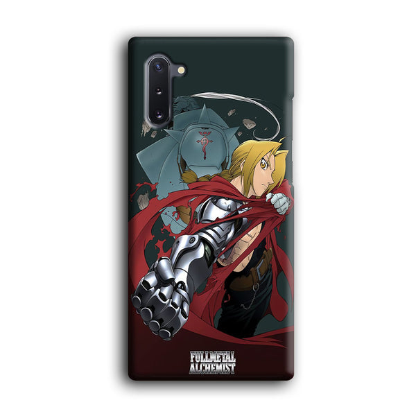 Full Metal Alchemist Edward and Alphonse Samsung Galaxy Note 10 Case