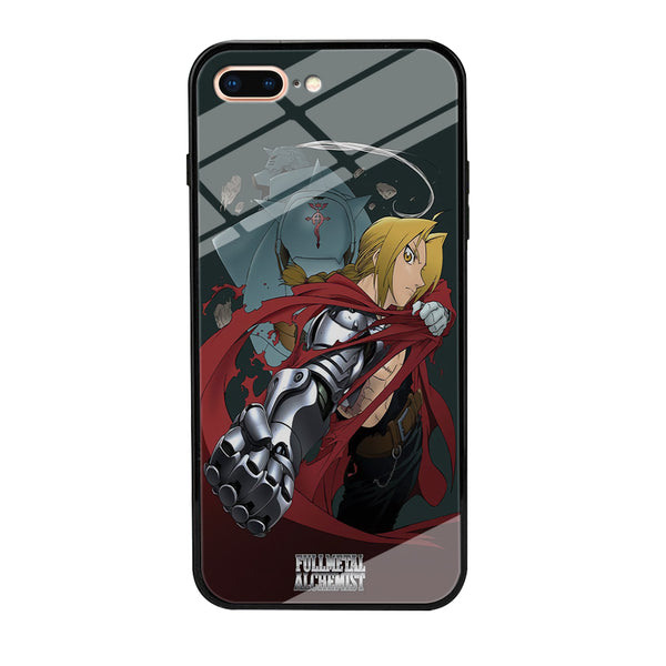 Full Metal Alchemist Edward and Alphonse iPhone 8 Plus Case