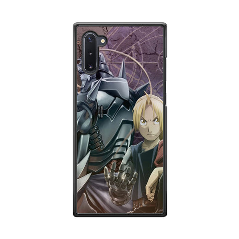Full Metal Alchemist Elric Partner Samsung Galaxy Note 10 Case
