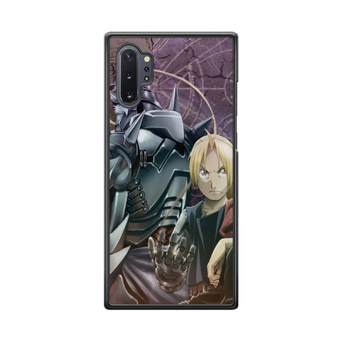 Full Metal Alchemist Elric Partner Samsung Galaxy Note 10 Plus Case