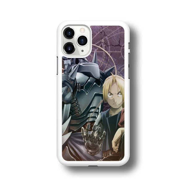 Full Metal Alchemist Elric Partner iPhone 11 Pro Case