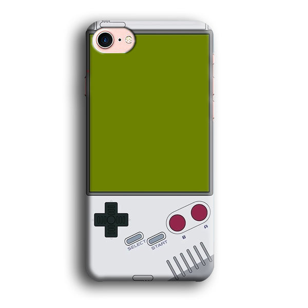 Gameboy Display iPhone 8 Case
