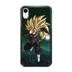 Goku Super Saiyan Beattle Style iPhone XR Case