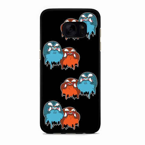 Gumall And Darwin Ghost Samsung Galaxy S7 Edge Case