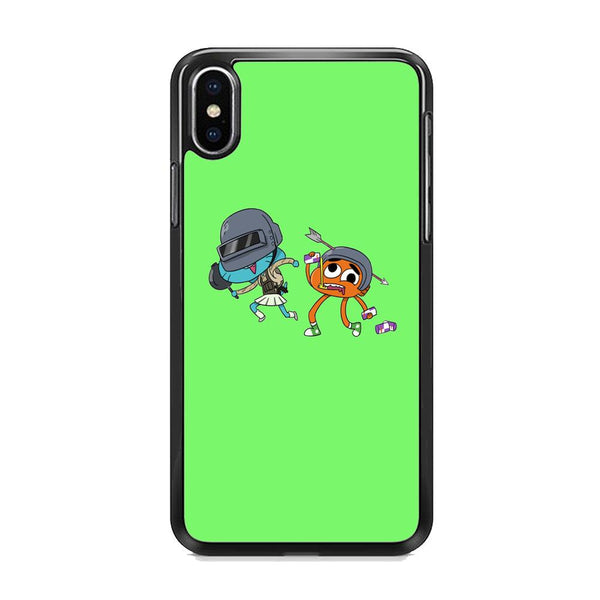 Gumall And Darwin Play Beattle iPhone XS MAX Case