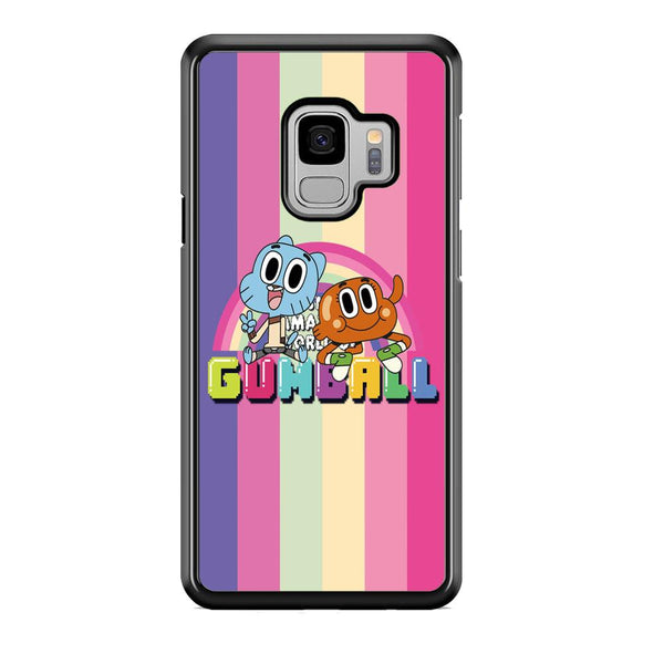 Gumall And Darwin Rainbows Samsung Galaxy S9 Case