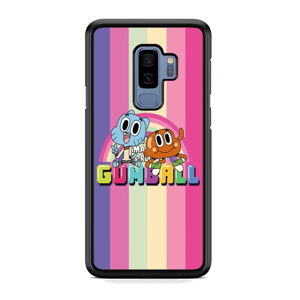Gumall And Darwin Rainbows Samsung Galaxy S9 Plus Case