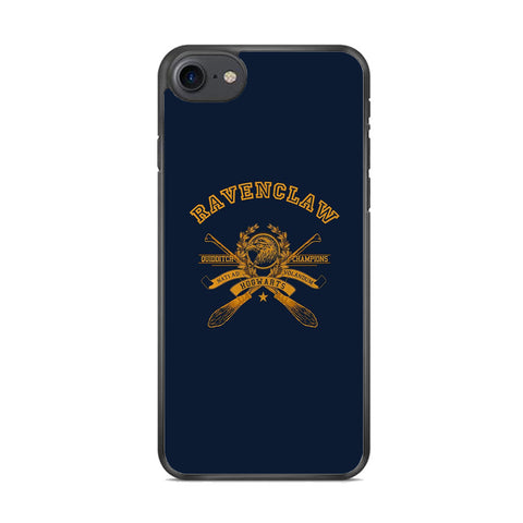 Harry Potter Ravenclaw Navy iPhone 8 Case