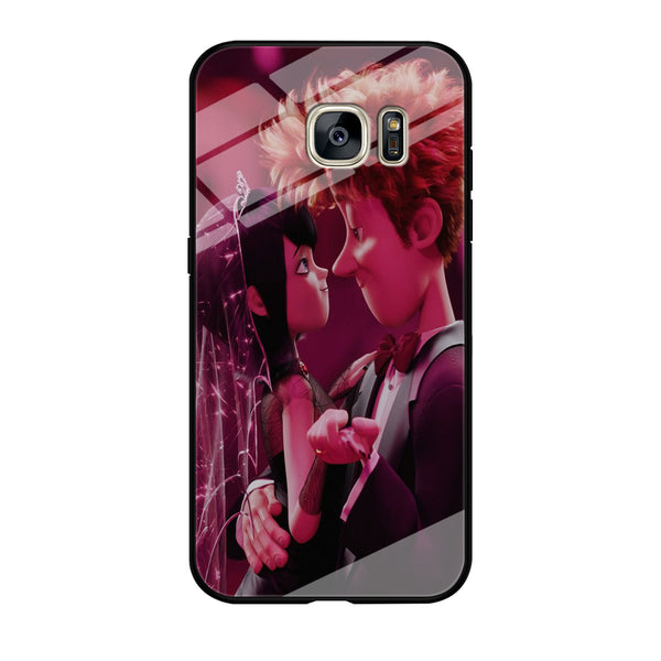 Hotel Transylvania Jonathan & Mavis Wedding Dance Samsung Galaxy S7 Edge Case