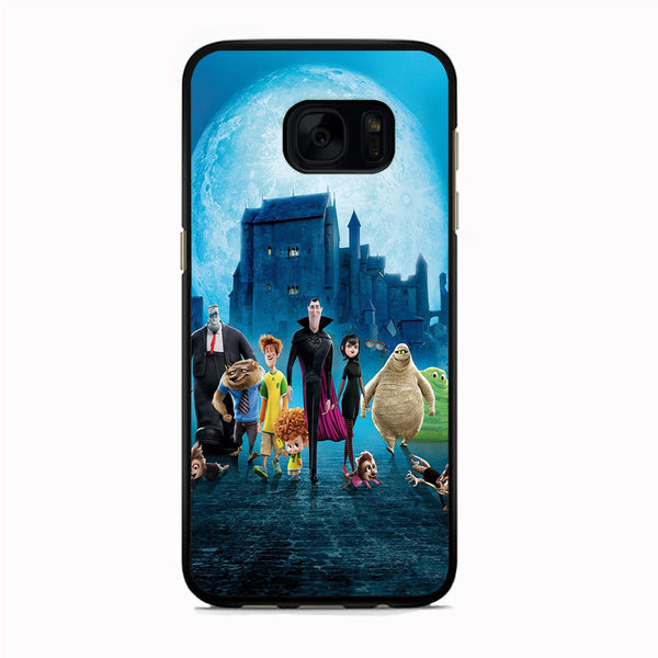 Hotel Transylvania Team Samsung Galaxy S7 Edge Case