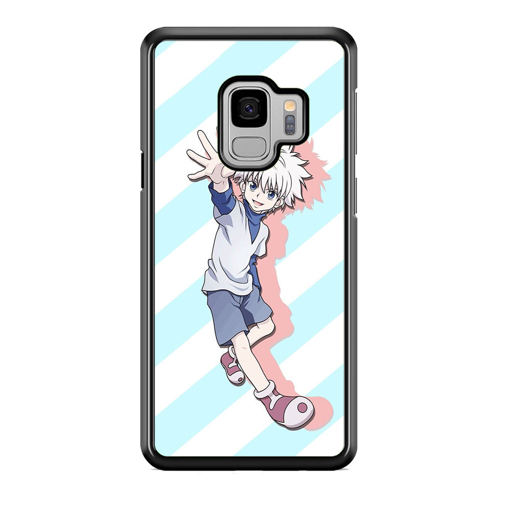 Hunter X Hunter Killua Zoldyck Samsung Galaxy S9 Case