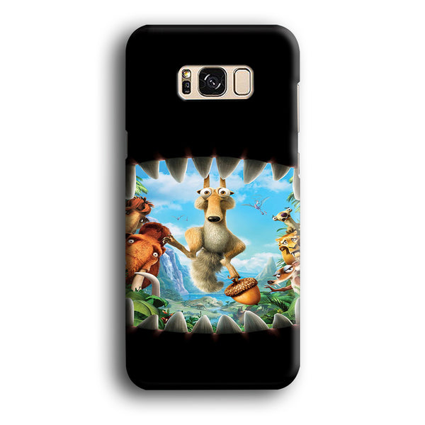 Ice Age Dawn Of The Dinosaurs Samsung Galaxy S8 Case