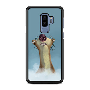Ice Age Sid Lazy Time Samsung Galaxy S9 Plus Case