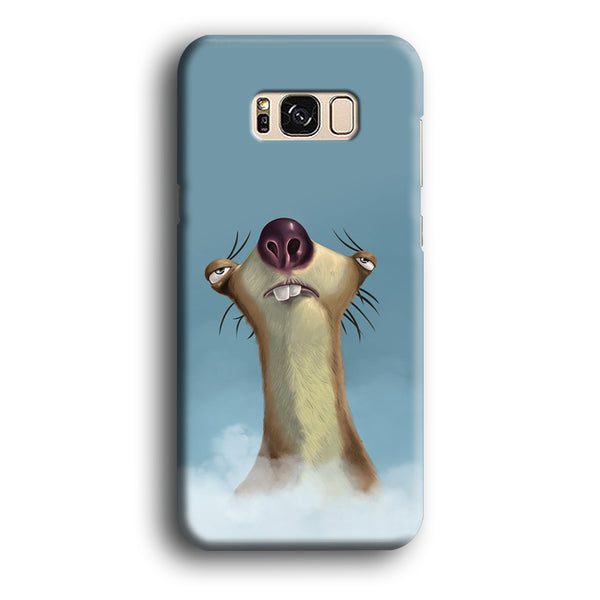 Ice Age Sid Lazy Time Samsung Galaxy S8 Case