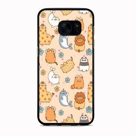 Imagine Life in Similarity Samsung Galaxy S7 Edge Case