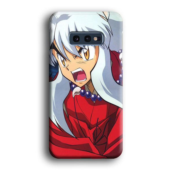 Inuyasha Angry Style Samsung Galaxy S10E Case