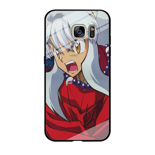 Inuyasha Angry Style Samsung Galaxy S7 Edge Case