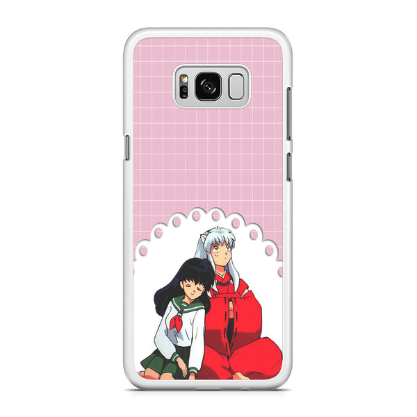 Inuyasha Kagome Best Couple Samsung Galaxy S8 Case